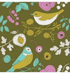 Birds collective vector