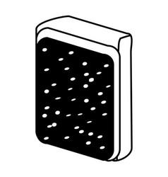 Dish soap design vector