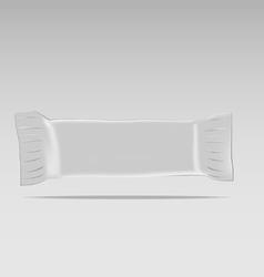 Snack bar mockup vector