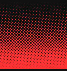 halftone comic background vector image