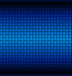 Metalic blue industrial texture for design vector