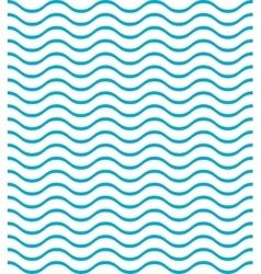 Texture of sea waves vector