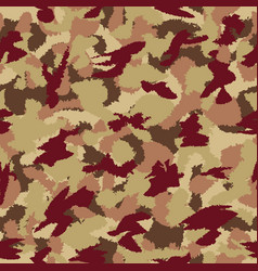 War universal savanna camouflage seamless vector