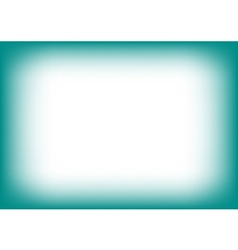 Blue green blur copyspace background vector