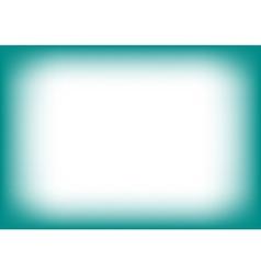 Blue Green blur Copyspace Background vector image vector image