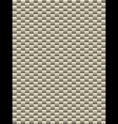 Gray texture geometric seamless background vector