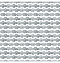 Bike chain seamless background vector