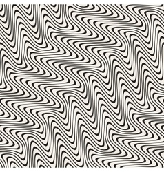 Wavy lines marbelling effect seamless vector