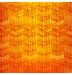 Orange abstract background geometry pattern vector