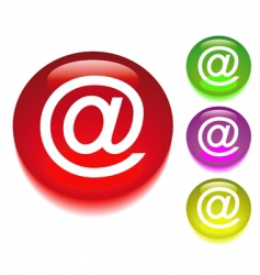 internet symbol vector image vector image