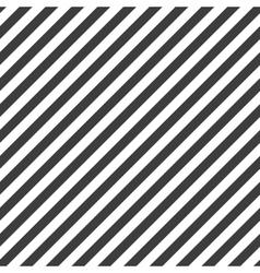 Diagonal lines pattern vector image vector image