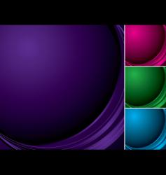 Abstract curve vector