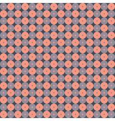 Seamless ornamental geometric pattern vector