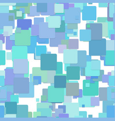 Repeating geometric square pattern background - vector