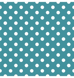 Tile mint green pattern or seamless background vector