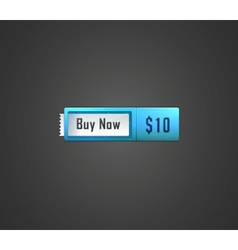 Buy now web button vector