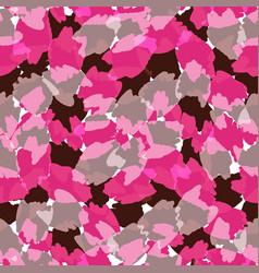 Multicolor seamless pattern vector