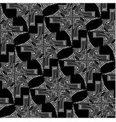 art-deco pattern vector image vector image