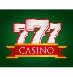 Casino royal games design vector