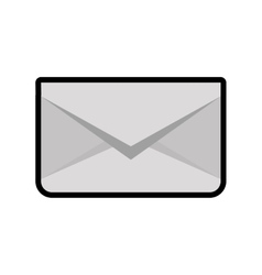 Envelope icon email design graphic vector