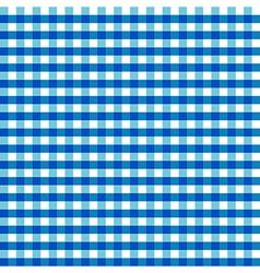 Blue RetroSquare Pattern vector image