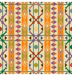 Seamless pattern decor vector