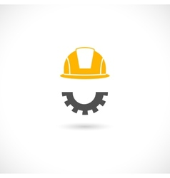 Engineer concept icon vector