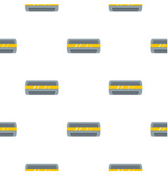 Cool and cold climate control system pattern vector