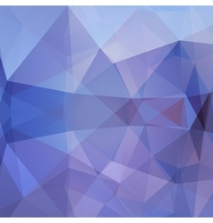 Colorful abstract triangular geometric vector image