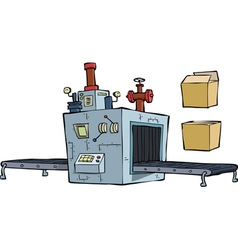 Manufacture vector image
