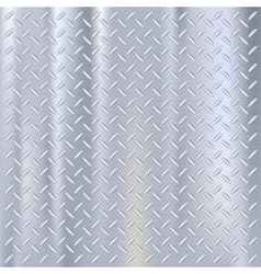 Industrial metal background texture vector