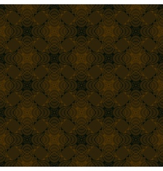 Vintage pattern in organic colors vector