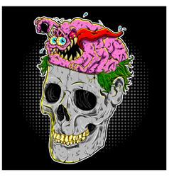 brain control vector image