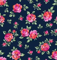 Bright roses vector