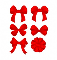 Set bows vector