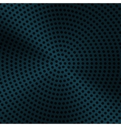 Technology background with seamless circle vector