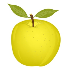 Ripe wanted apple vector