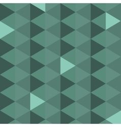 polygonal background geometric design vector image vector image