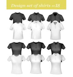 design set 18 vector image