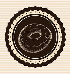 Bakery tools design vector