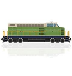 lokomotiv 04 vector image vector image