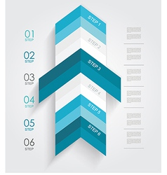 Minimal infographics or step banners template in vector