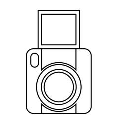 Video camera film handy icon vector