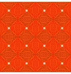 Modern stylization of indian patterns vector