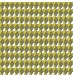 Seamless geometric rhombic pattern convex shine vector