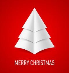 Merry christmas corner paper 11 vector
