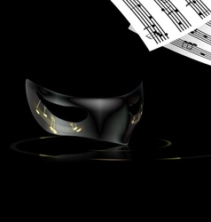 Note and mask vector
