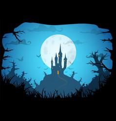 Halloween bacgkround vector