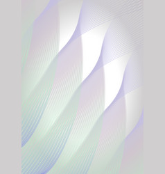Abstract vertical background in soft pastel colors vector