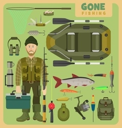Gone fishing fisher vector